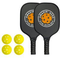 Amazin' Aces Graphite Pickleball Paddle Set