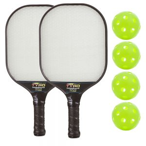 Rally Tyro Composite Pickleball Paddle Bundle